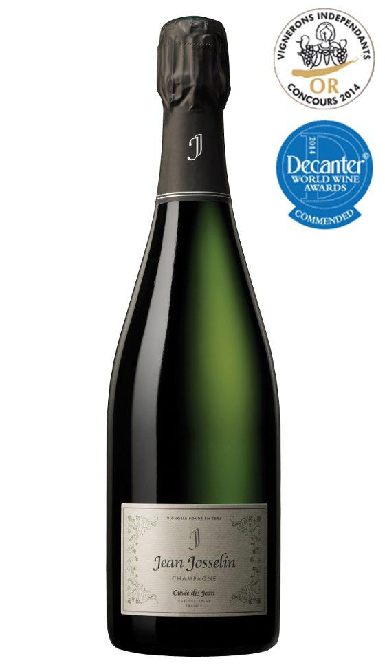 Champagne Jean Josselin - cuvee des jeansmedaille