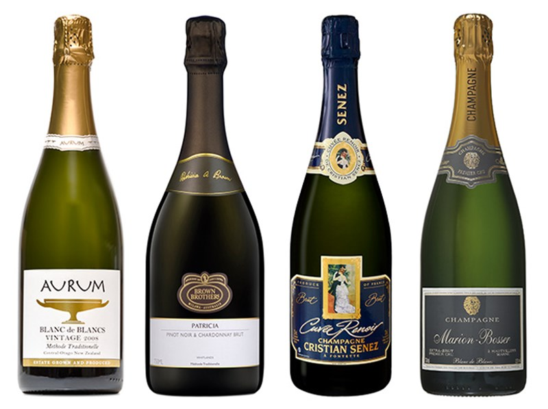 The Listeners 50 Best Champagnes 2018